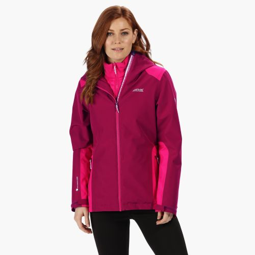 Women's Wentwood IV 3 In 1 Jacket Beetroot